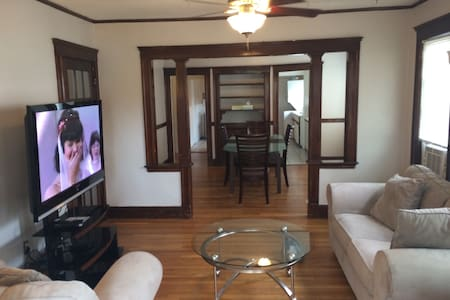 Entire Somerville Home Next to Assembly Row! - Somerville - Apartment