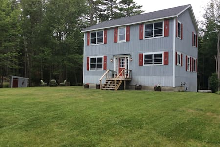 Orr's Island Water Views and Access - Harpswell - House