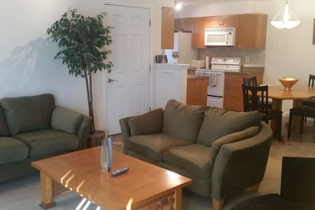 Full 1BD Apartment minutes from downtown Denver - Lakás