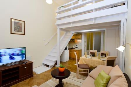 Belvárosi apartman (3.sz.) a Dobó térnél - Appartement