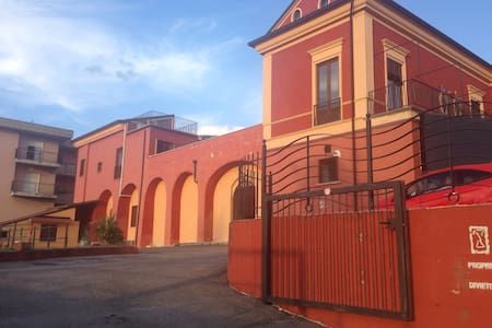 Excellent location visit Campania - Wohnung