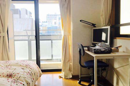 4min to Asakusa. Private room. - Byt
