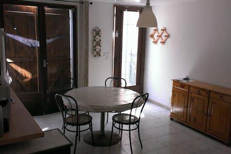 T2 meublé 40m² très calme avec terrasse - Talo