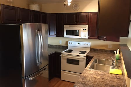 Executive 2 bedrooms 2 bathrooms - Fort Mcmurray  - Apartment