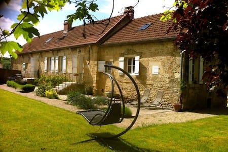 Entre Bourgogne et Morvan - Bed & Breakfast