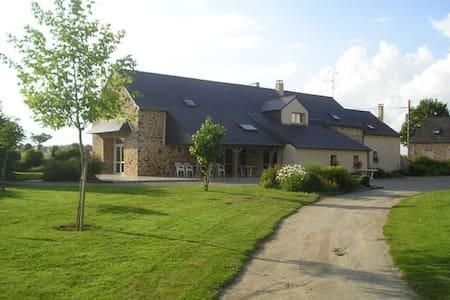 Gîte avec grande salle de réception : grand piaf - Villiers-Charlemagne