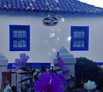 Hostel Recanto de Minas - Quarto casal - Guesthouse