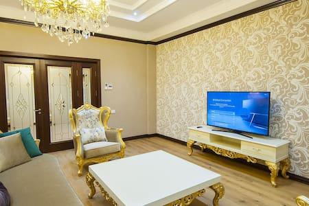 Royal Residence Tashkent Hotel 3 bedroom apartment - Tashkent - Boutique-Hotel