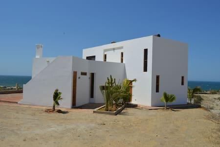 Beach home Vichayito (Mancora) Peru - House