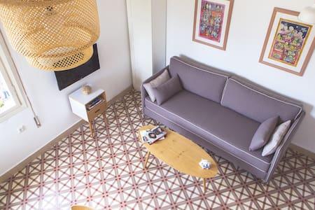 Sunny Home in Tel Aviv's Center - Apartment