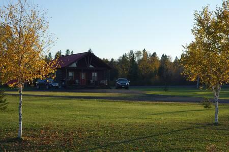 Cabin #2 - Pond Brook Cabins - Eagle Lake, ME - Eagle Lake