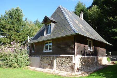 Le Cottage - Gîte 5 personnes - Les Préaux - Casa