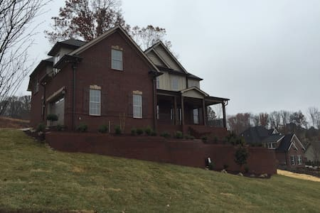 Upscale Home in West Knoxville - Huis