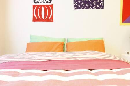 MODERN-CLASSIC BRIGHT COMFY APT  / SHIBUYA 3MIN! - Appartement