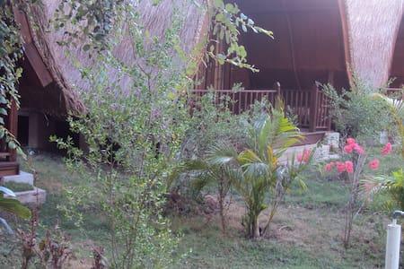 Lumbung Garden With Ac Gili Meno - Pemenang - Rumah Tamu
