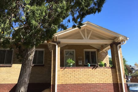 Charming duplex near Wash Park and South Broadway - Bungalow
