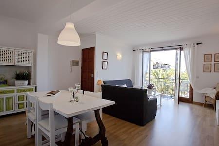 Piso céntrico y confortable, espectaculares vistas - Porto Cristo - Apartamento