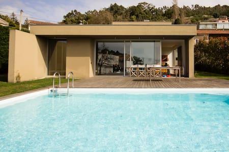 Casa de luxo em Moledo com piscina - Cristelo