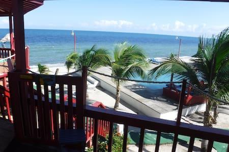 The Toucan Beachfront Suite