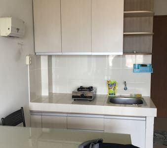 Modern full furnished 2 bedroom - Sumedang