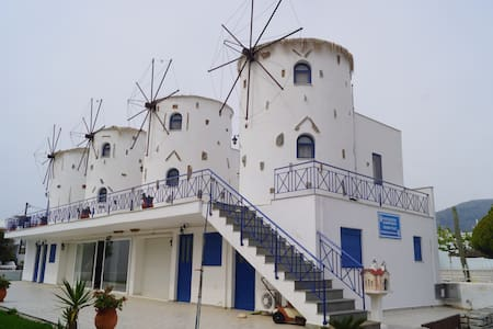Windmills 30m from the sea - Wohnung