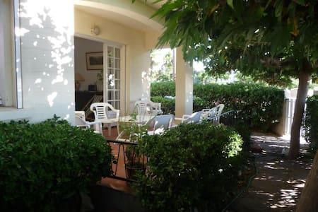 Location Villa Front de Mer - Narbonne-Plage