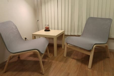 Modern/natural house central Suwon! - Flat