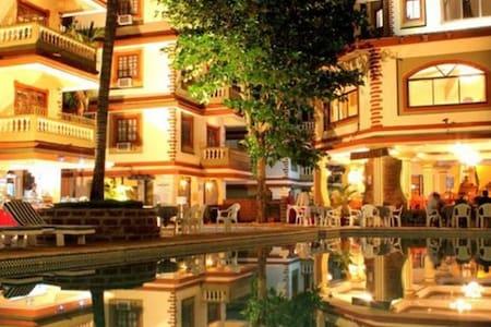 Namaste Goa Villa's, Candolim(1BHK) - Apartamento