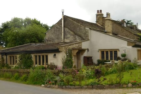 Allmans Heath Cottage Byre - Derbyshire