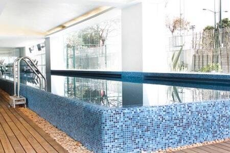 Hermosa recámara privada con baño en Zona Carso - Lejlighed
