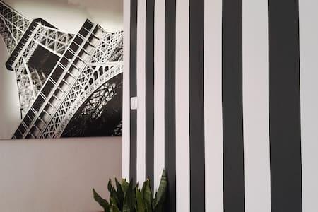 Ático acogedor muy céntrico - Appartement