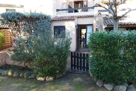 Mini villa à 300m de la plage - Lecci - House