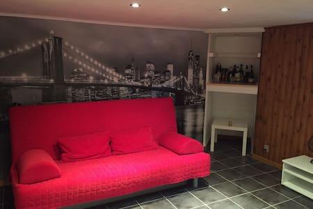 Et hyggeligt værelse i Nyborg - House