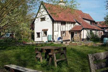 Prospect Farm, rural, idyllic, peaceful, wildlife, - Norfolk