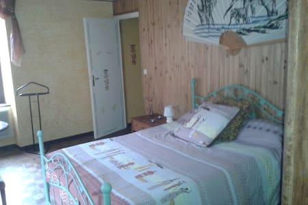 Chambres /vallée luchon/été-hiver/ - Guran
