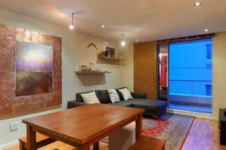 Stunning views in the heart of the city. - Kaapstad - Appartement