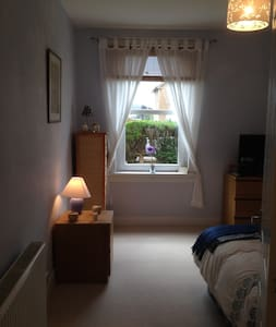Lovely Double Room in Oban - Oban - Apartamento