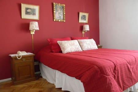 2 Dormitorios en Recoleta para 5 personas. - Ciudadela - Pis