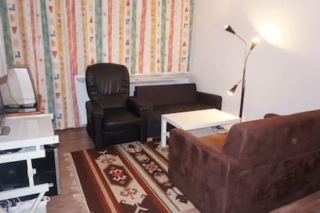 Квартира 3 комнаты на 4 человека - Apartment