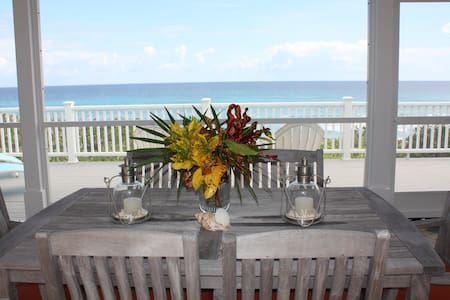 THE PERFECT BEACH HOUSE!!!  OPTION OF 1BR or 2BR - House