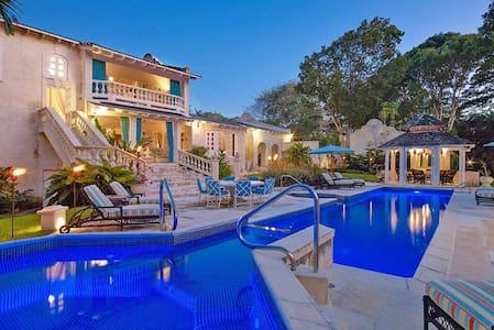 Luxury Sandy Lane Estate Villa - Hus
