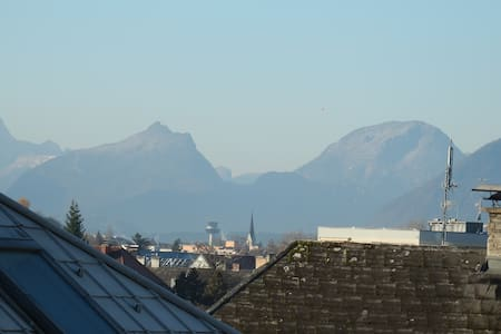 AMAZING VIEW I - Salzburg
