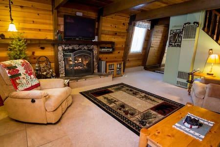 Beary Cozy Cabin, Sleeps 7, WiFi - Big Bear Lake