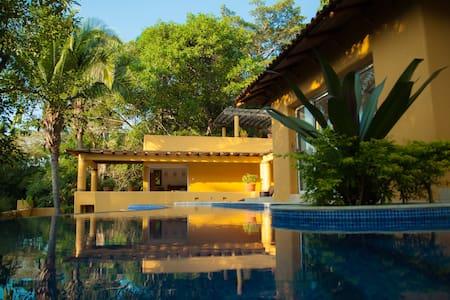 Casa en la Selva Del Nayar, Chacala - House