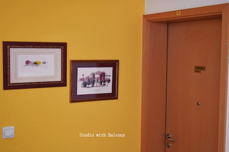 Studio apartment - Byt