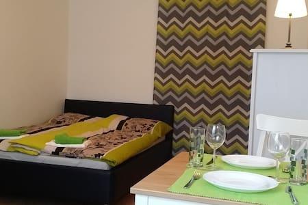 Apartment close to the center, shopping and parks - Praha 4 - Apartment