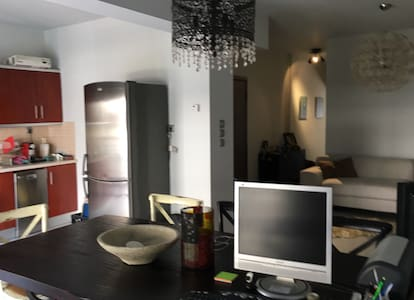 Quite minimal style apartment - Apartment