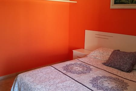 Piso centro de Valdepeñas/Apartment in city centre - Valdepeñas DO - Apartment