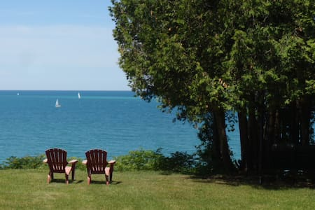 Lakeside Tranquility on Lake Huron - Bluewater