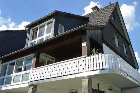 Gemütliche Ferienwohnung Tulpe Winterberg - Winterberg - Condominium